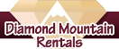 Diamond Mountain Rentals logo