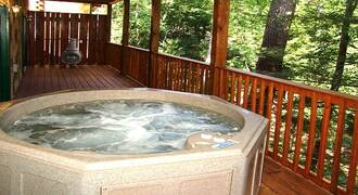 Honey Bear Hideaway Gatlinburg Cabin Rental