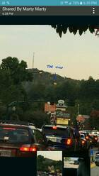 The View from the Gatlinburg Strip
